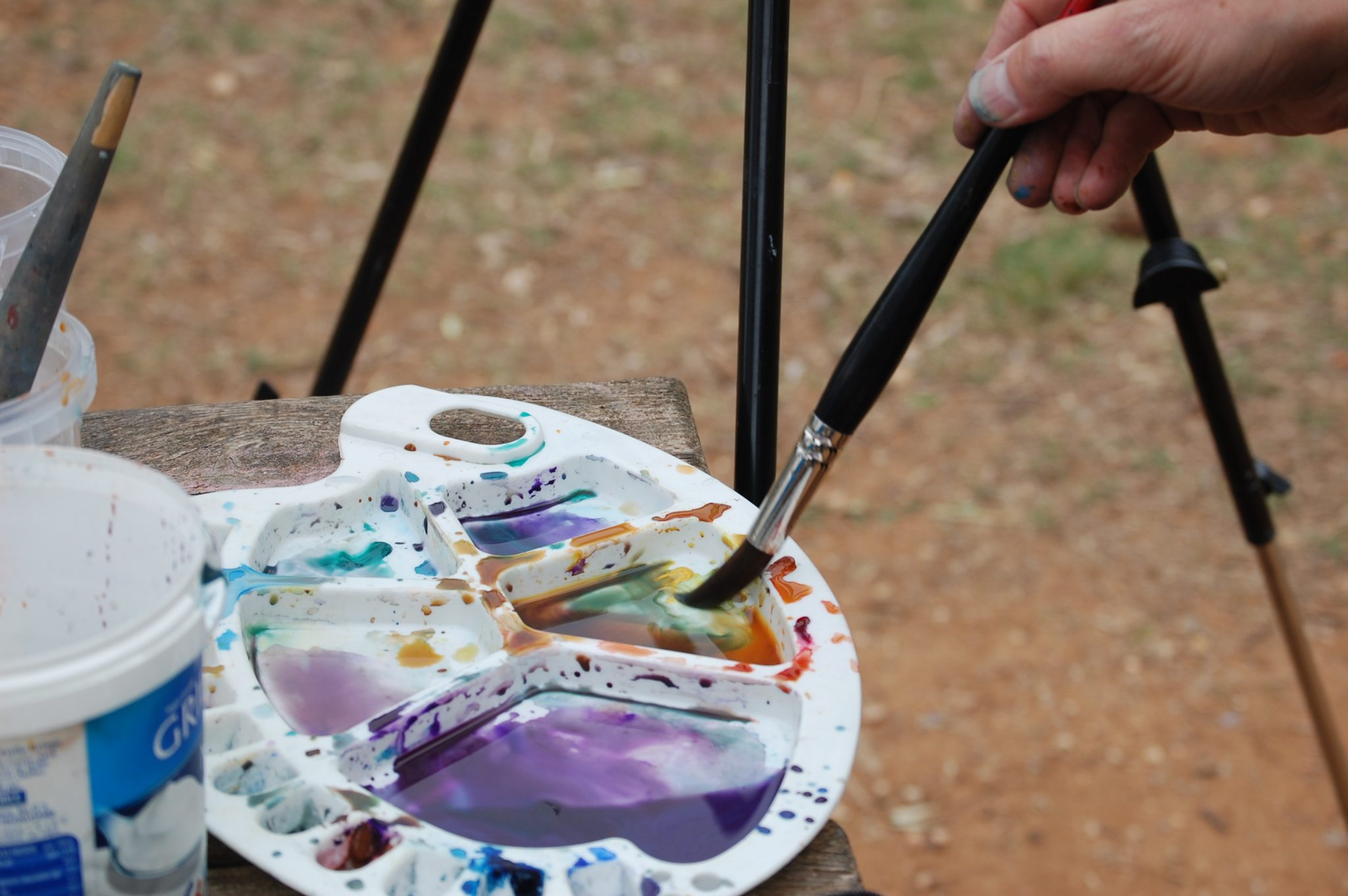 www.paintonholiday.com painting workshops 2019 vacations
