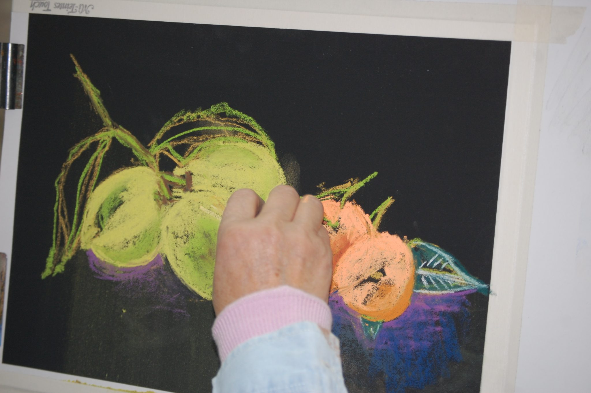 Pastel painting workshops